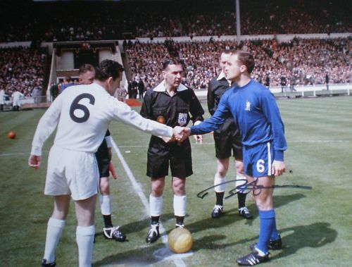Chelsea and Tottenham rivalry was birthed at the Cockney Cup final in 1967