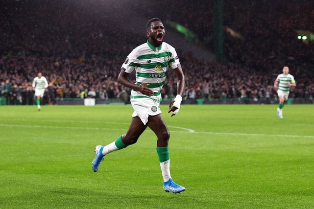 Tottenham Hotspur have scouted Celtic star Odsonne Edouard