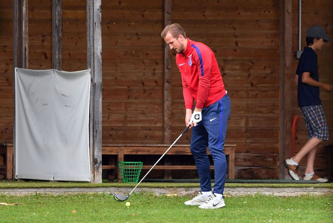 Harry Kane and Piers Morgan to headline golf event