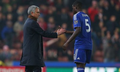 Jose Mourinho is keen on Chelsea defender Kurt Zouma