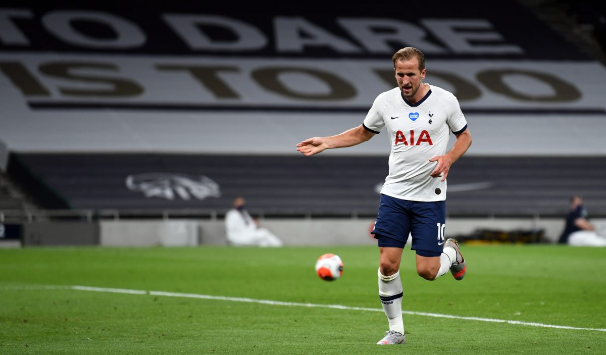 Harry Kane scored against West Ham on Tuesday