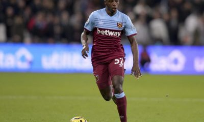Ngakia has turned out a contract offer from West Ham