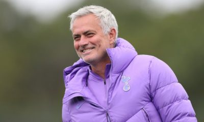 Mourinho happy with Hojbjerg and Hart signings