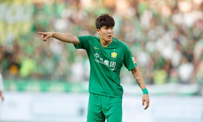 Kim Min-jae joined Beijing Guoan in 2019 (Getty Images)