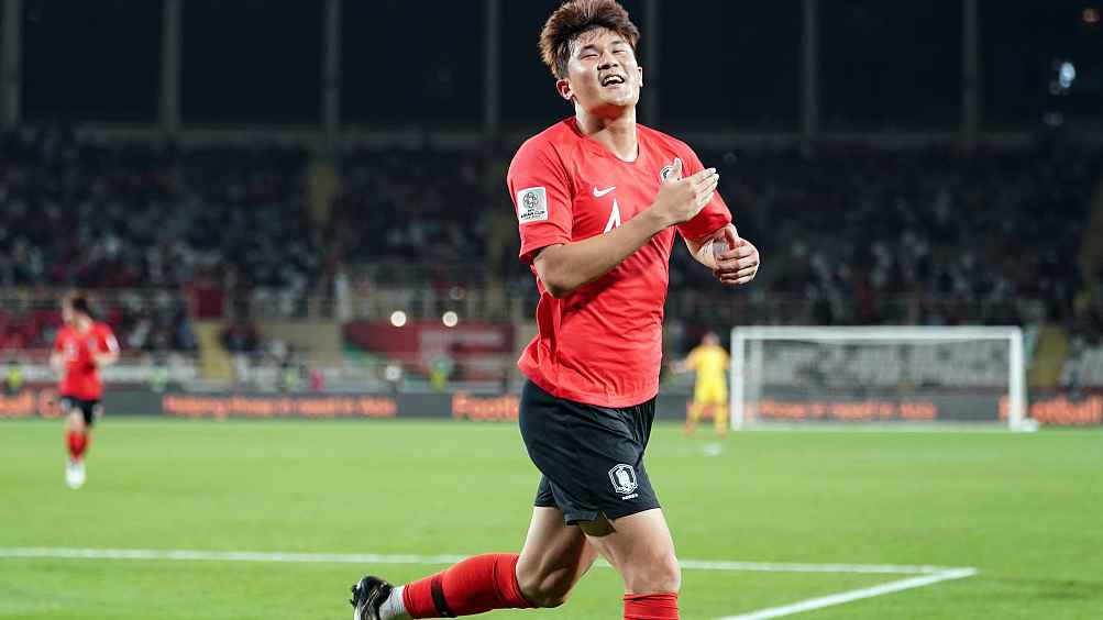Kim Min-jae is linked with a move to Tottenham Hotspur.