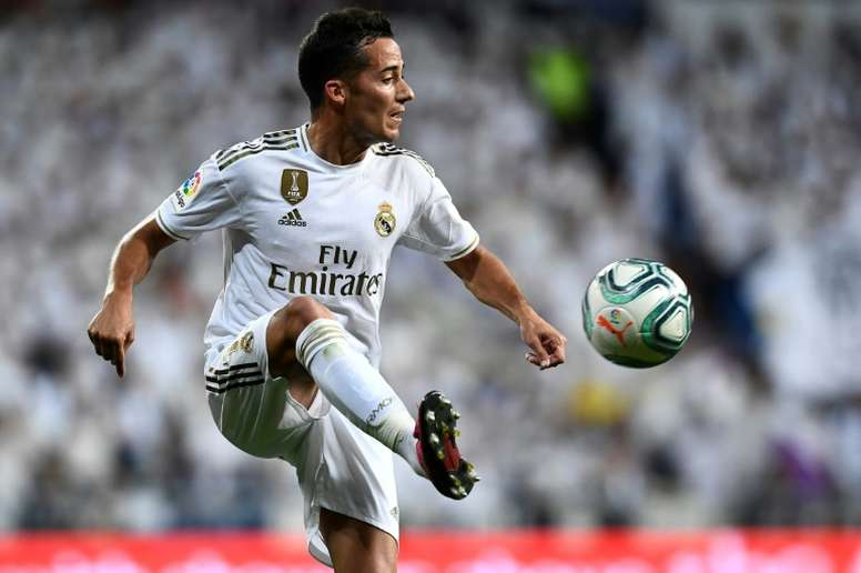 Lucas Vazquez has been with Real Madrid since 2007