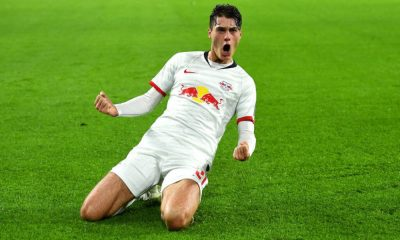 Patrik Schick is currently on loan RB Leipzig from AS Roma
