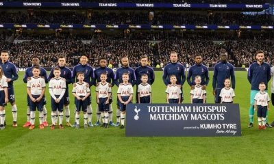 Tottenham launch Virtual Mascot Programme with Kumho Tyre (Credit: TottenhamHotspur.com)