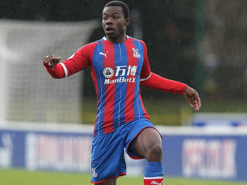 Tyrick Mitchell is yet to make his senior debut for Crystal Palace
