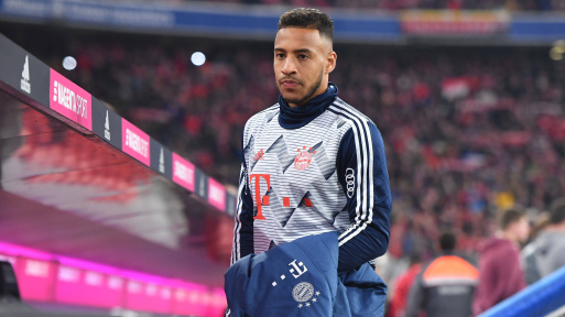 Corentin Tolisso has struggled with injuries