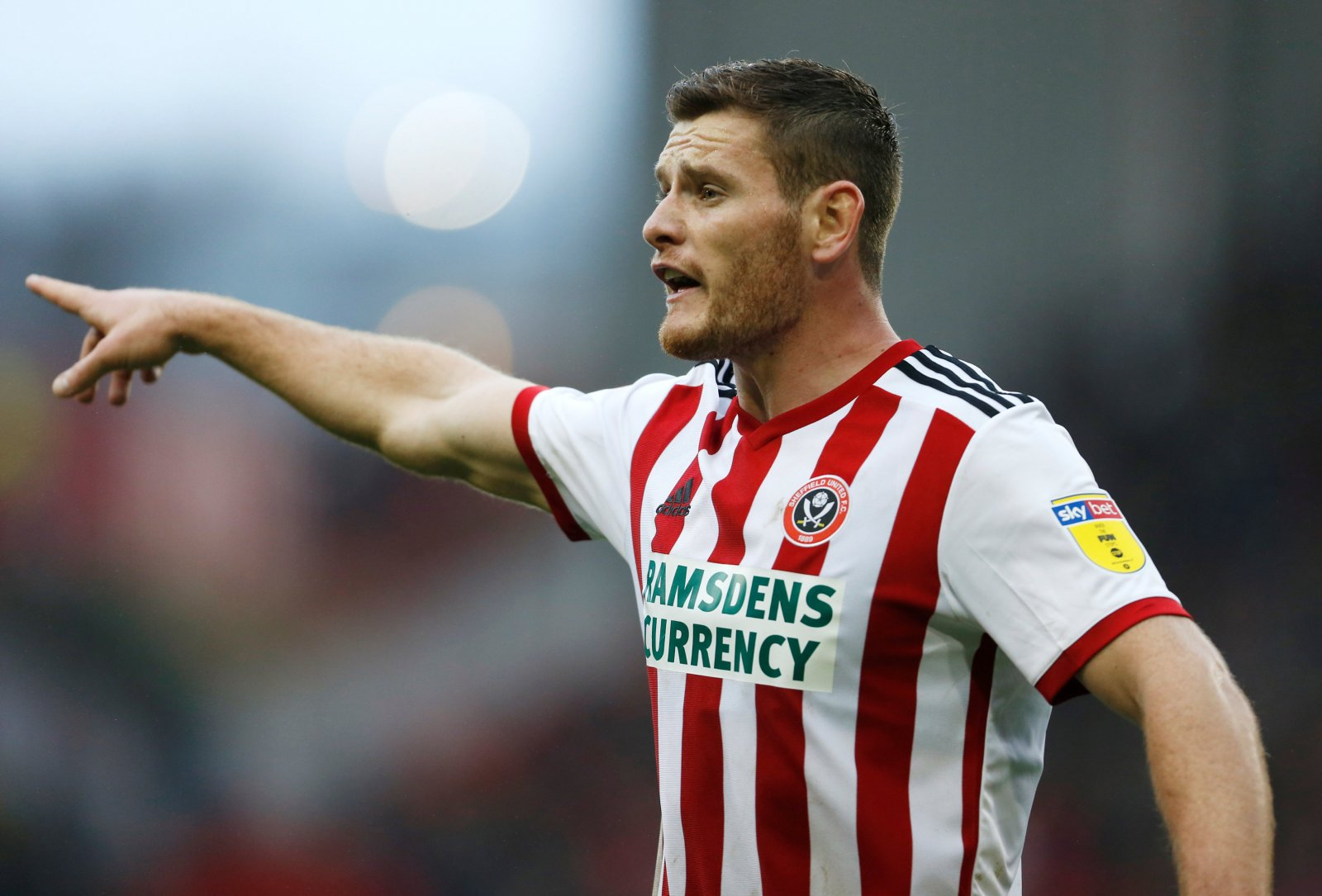 Jack O'Connell has been a huge miss for Sheffield United