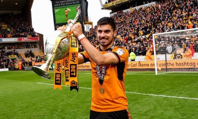 Ruben Neves played a keu role in Wolves rise to the Premier League
