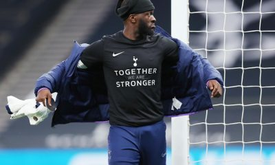 Ndombele did not feature against Manchester United and West Ham