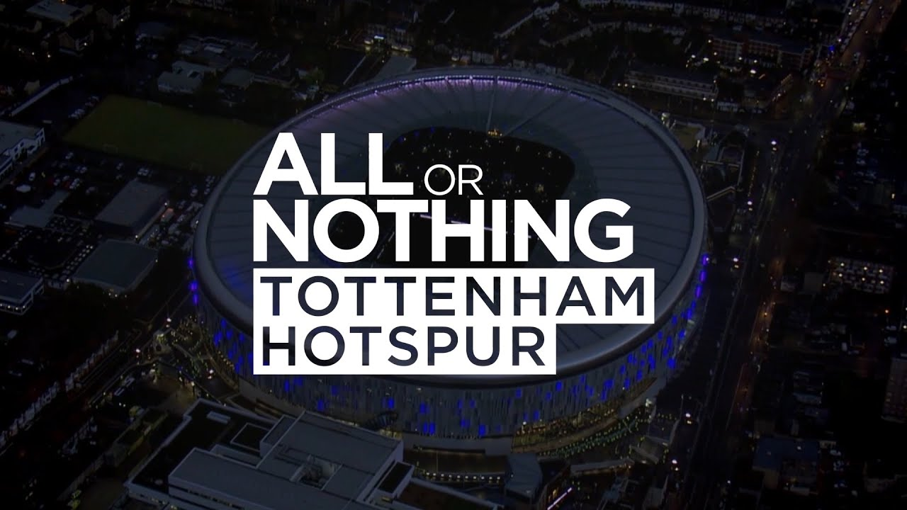 All or Nothing Tottenham Amazon