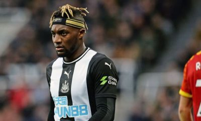 Allan Saint-Maximin has had a bright debut season in PL (Getty Images)