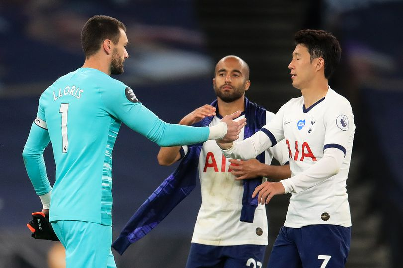 Spurs are currently second in their Europa League group stage