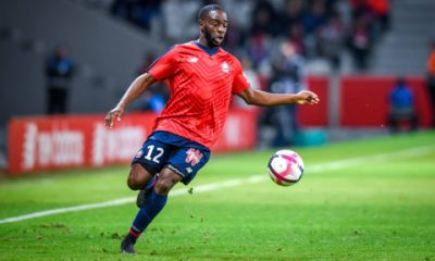 Jonathan Ikone joined Lille in 2018
