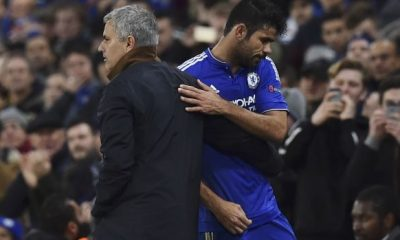 DIego Costa worked with Jose Mourinho at Chelsea (Getty Images)