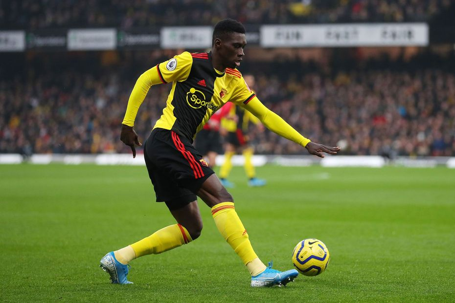 Ismaila Sarr is a man in demand