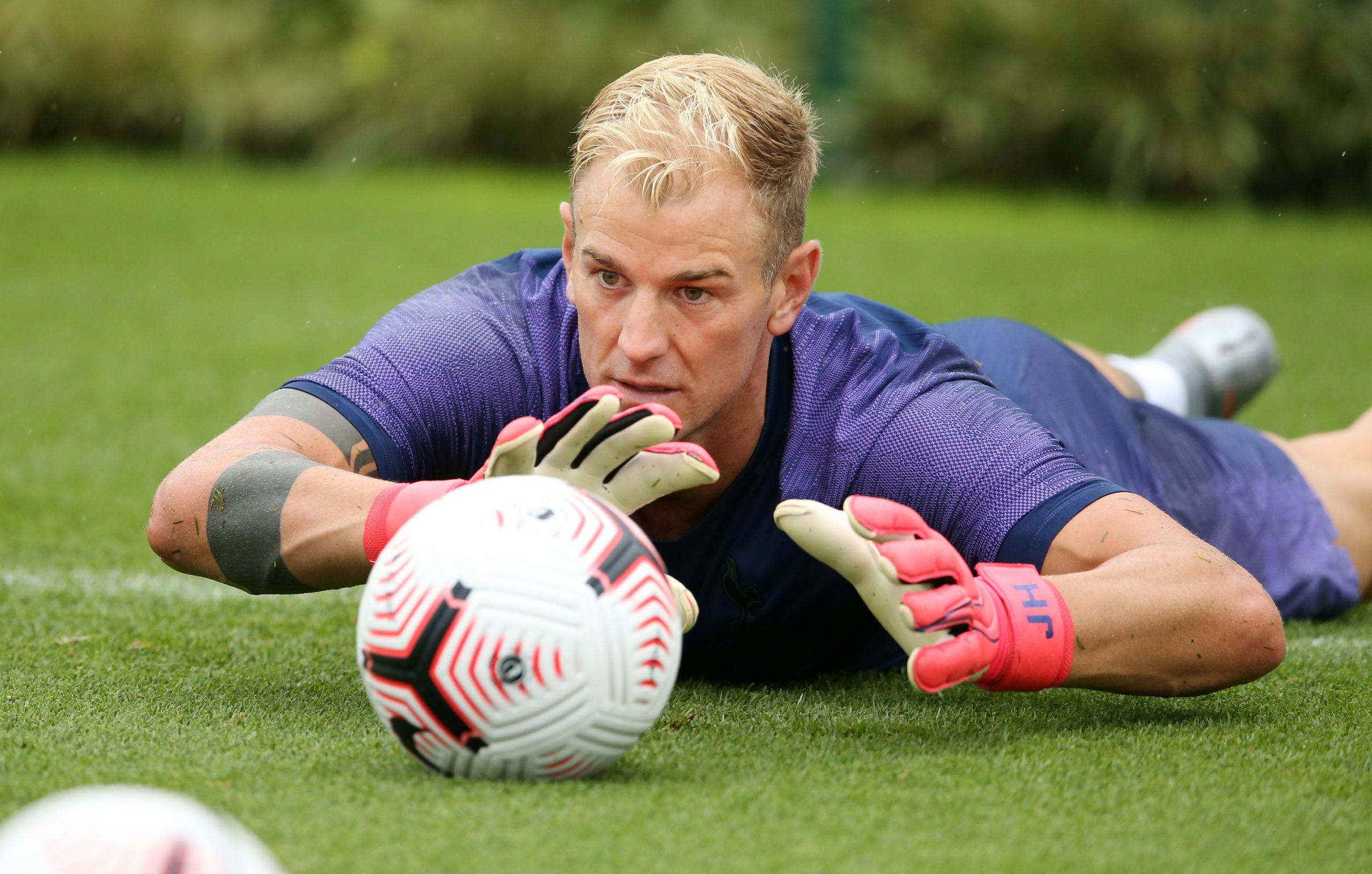 Joe Hart believes Tottenham Hotspur have a special squad