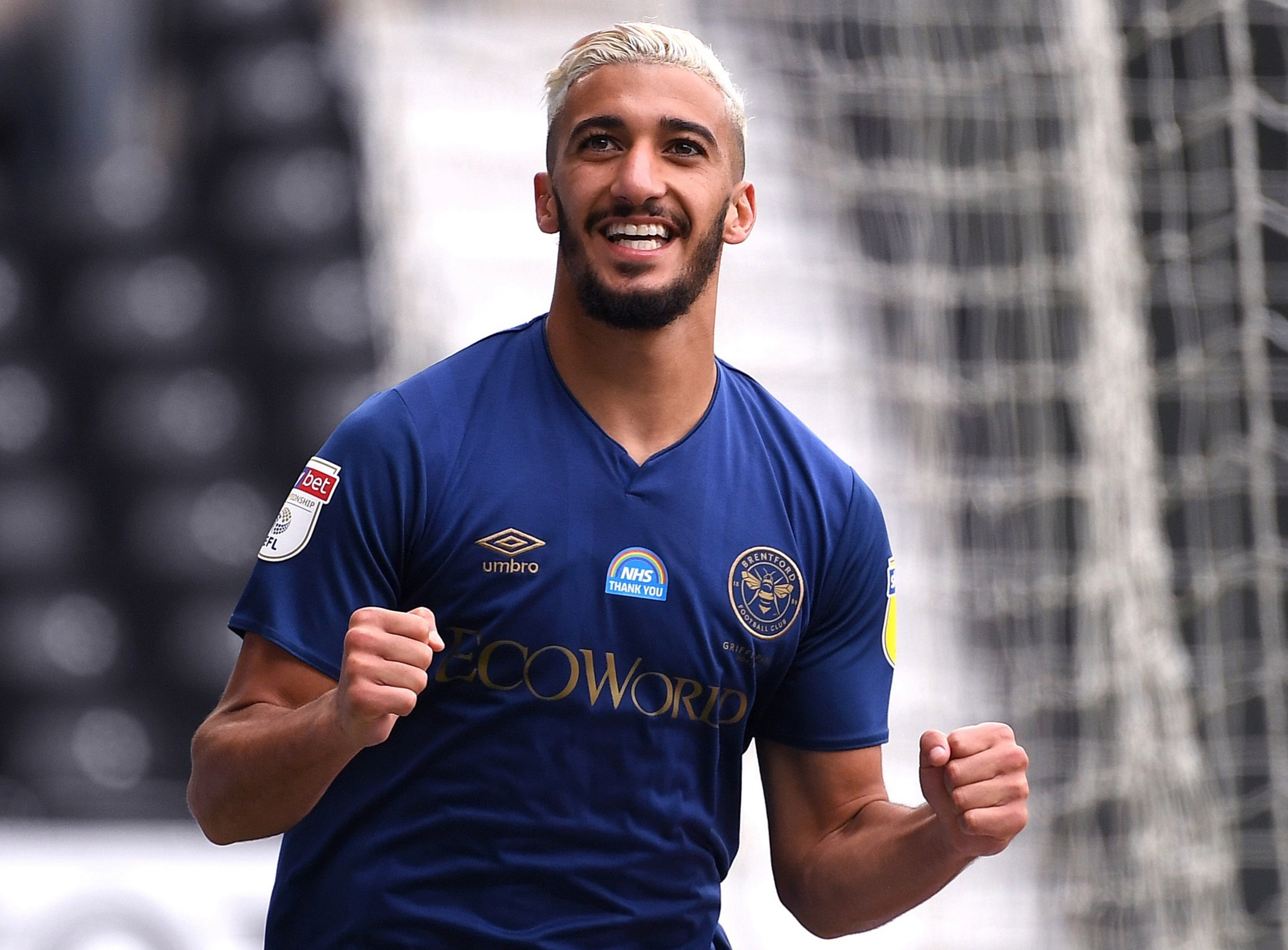Benrahma is wanted by a number of PL clubs
