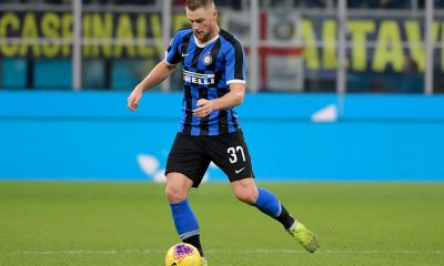 Spurs missed out on Milan Skriniar