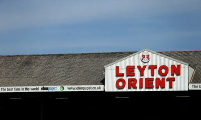 Tottenham were supposed to face Leyton Orient at The Breyer Group stadium