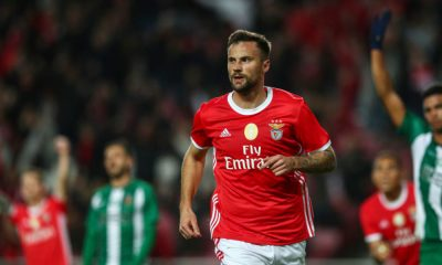Tottenham interested in Haris Seferovic (Getty Images)