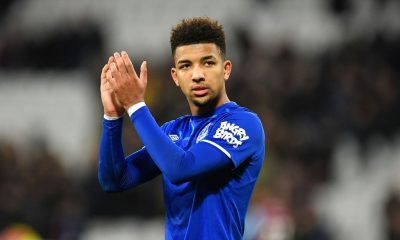 Mason Holgate will miss out for Everton against Tottenham (Getty Images)