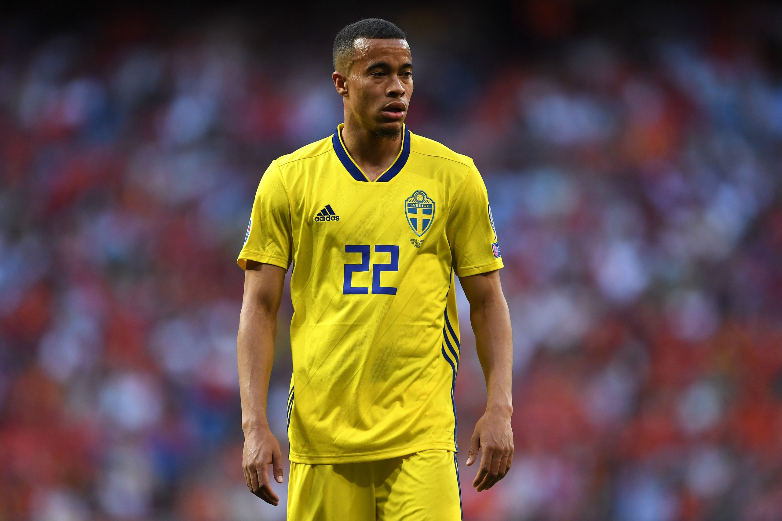 Quaison has been impressive for the Swedish national team (Getty Images)
