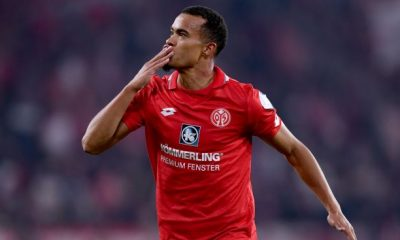 Robin Quaison has been with Mainz since 2017