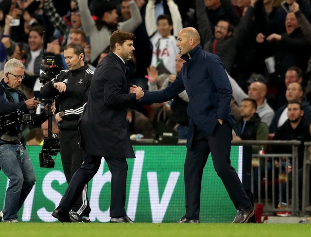 Zidane's approach has worked to our benefitrtsmanship