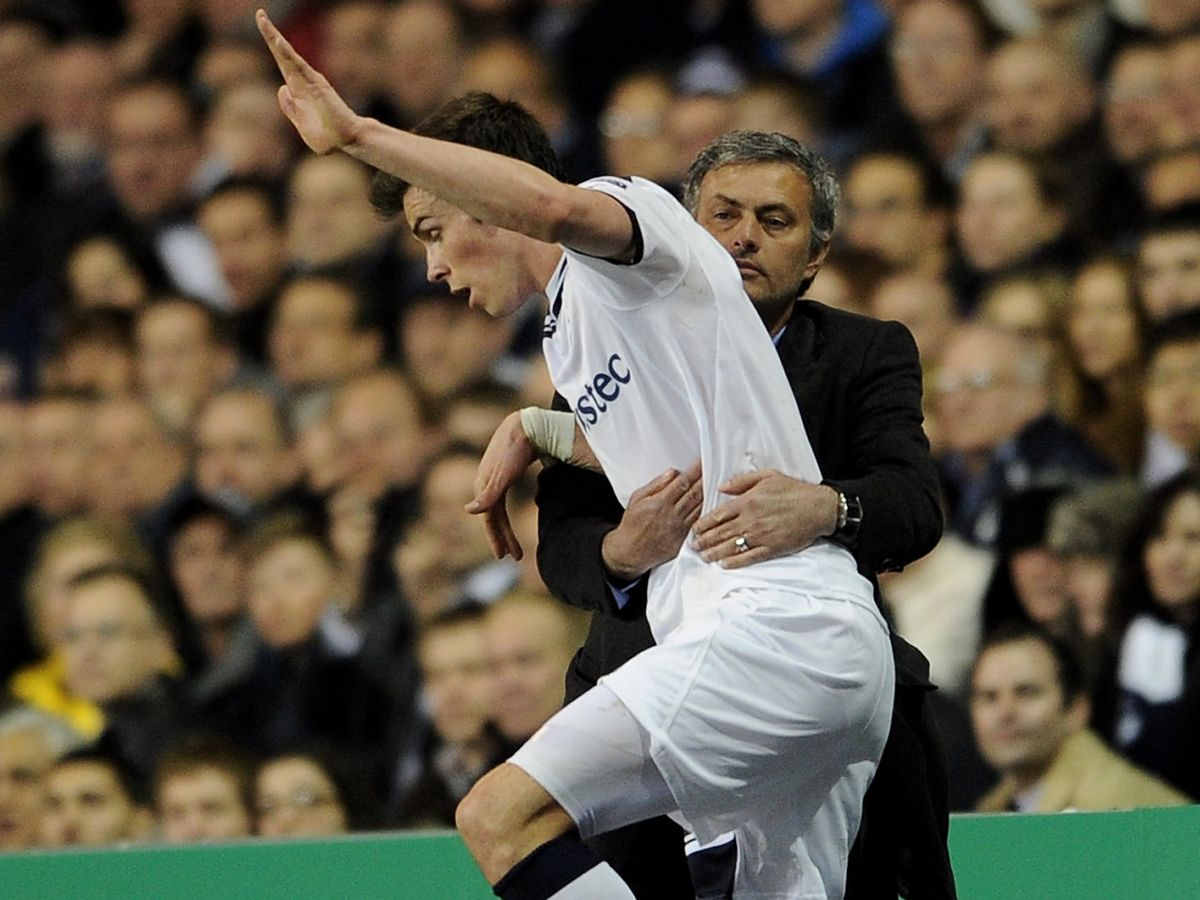 Jose Mourinho expects Gareth Bale to return to his best at Tottenham Hotspur