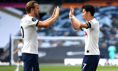 Harry Kane and Son Heung-min nominated for honours at LFA