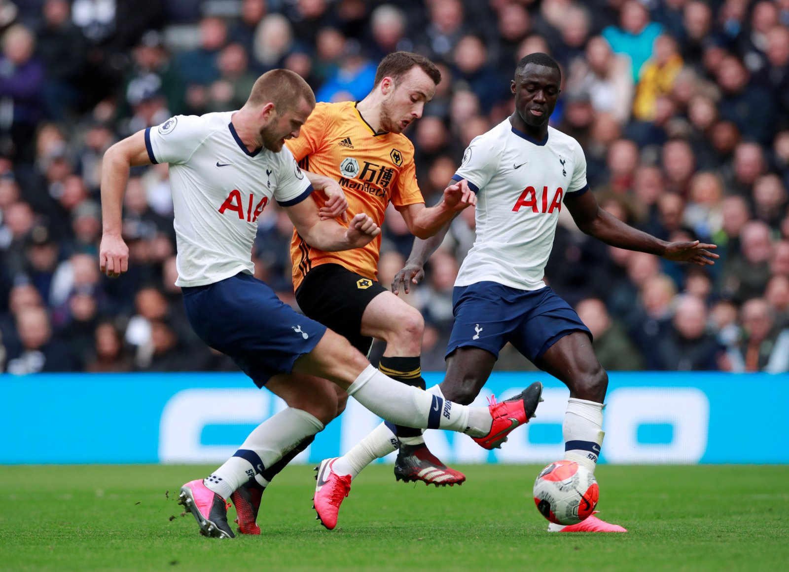 Tottenham will need to improve if they are serious about challenging for titles