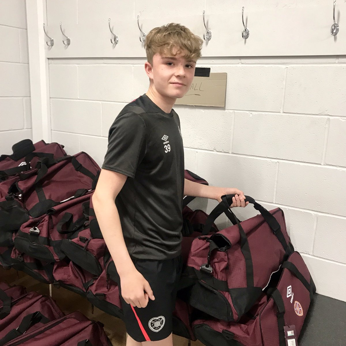 Callum Flatman turned down an opportunity to sign for Tottenham Hotspur