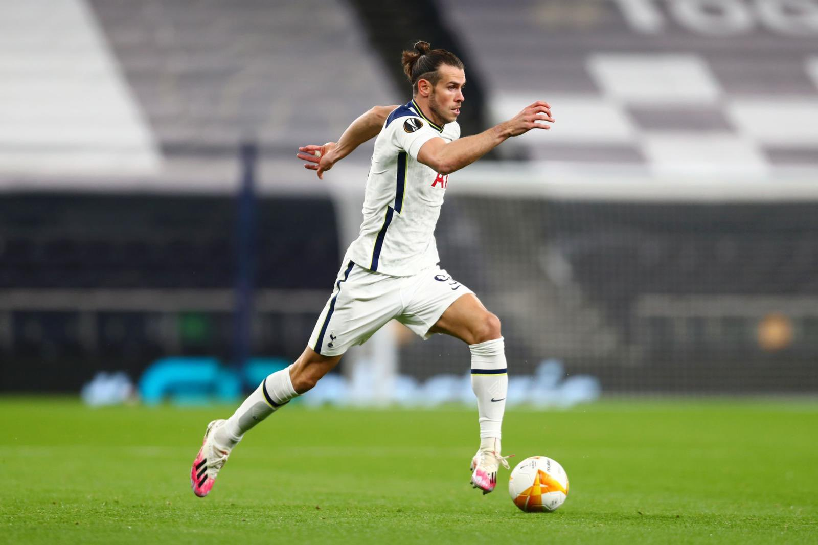 Gareth Bale got his first assist on his return to Tottenham Hotspur