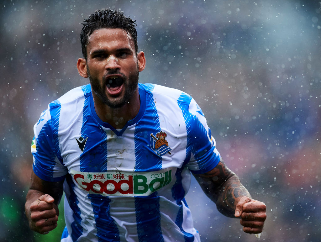 Tottenham Hotspur failed in an attempt to sign Willian Jose earlier this window