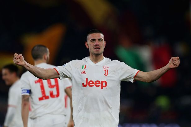 Merih Demiral is a target for Tottenham (Getty Images)