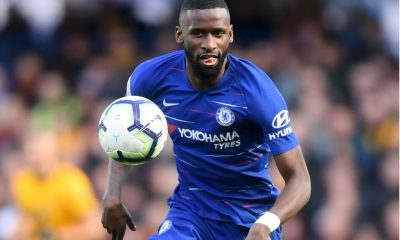 Tottenham Hotspur could return for Antonio Rudiger in January