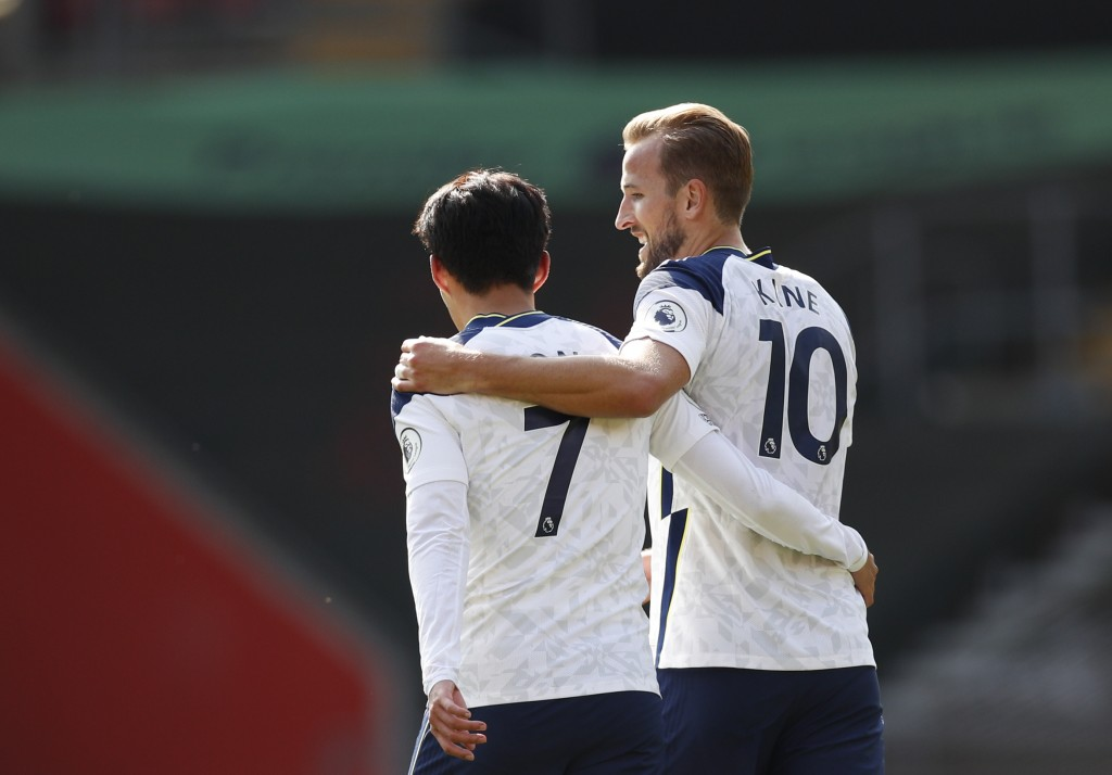 Harry Kane and Son Heung-Min missed some easy chances against Fulham.