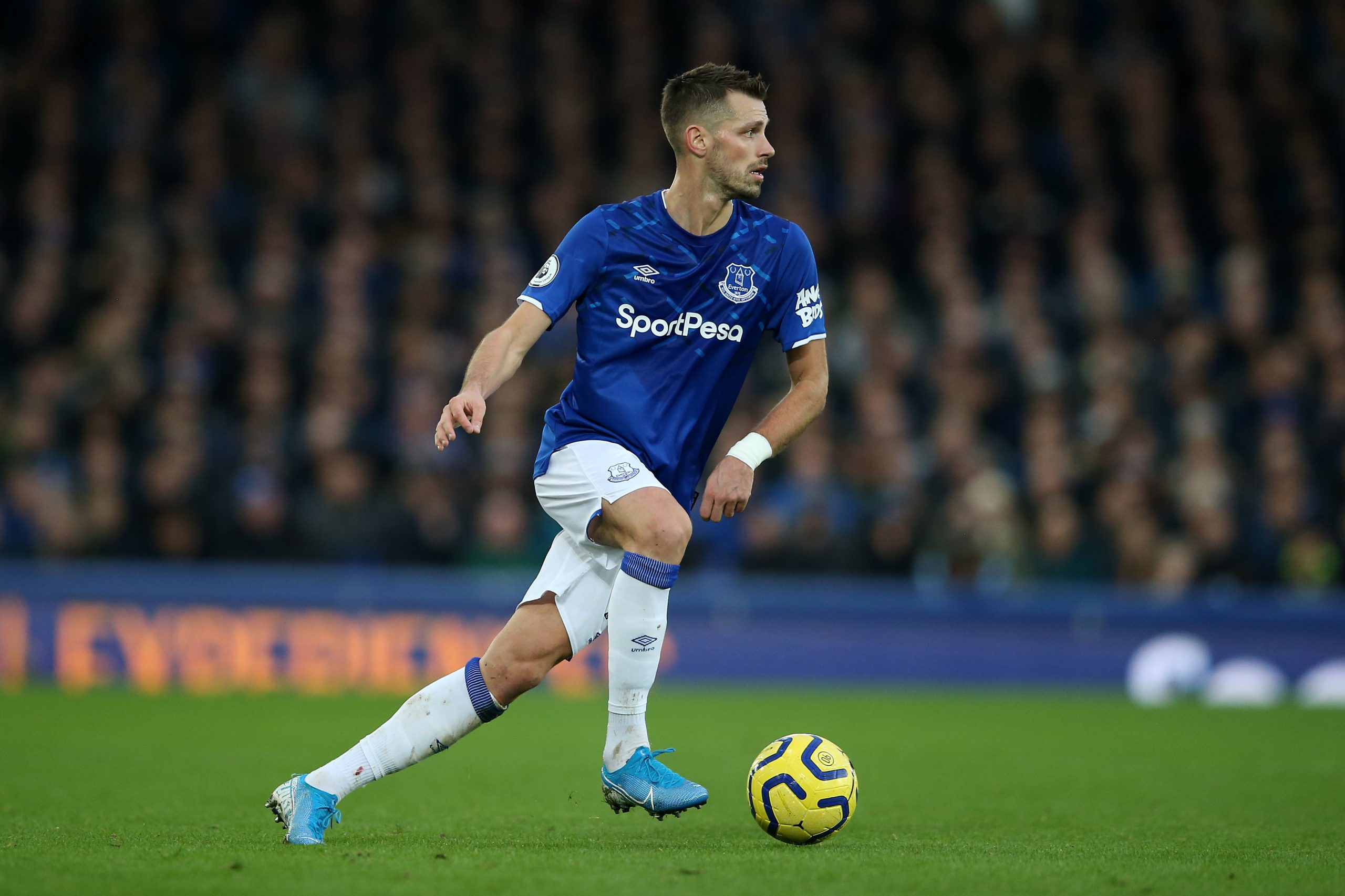 Morgan Schneiderlin played for Everton too during his PL days