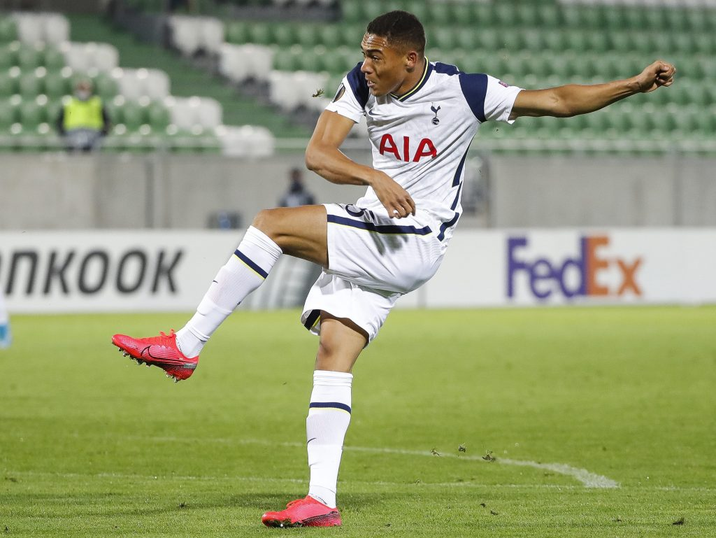Tottenham Hotspur wanted to sign Carlos Vinicius this summer but could not get a deal over the line. (GETTY Images)