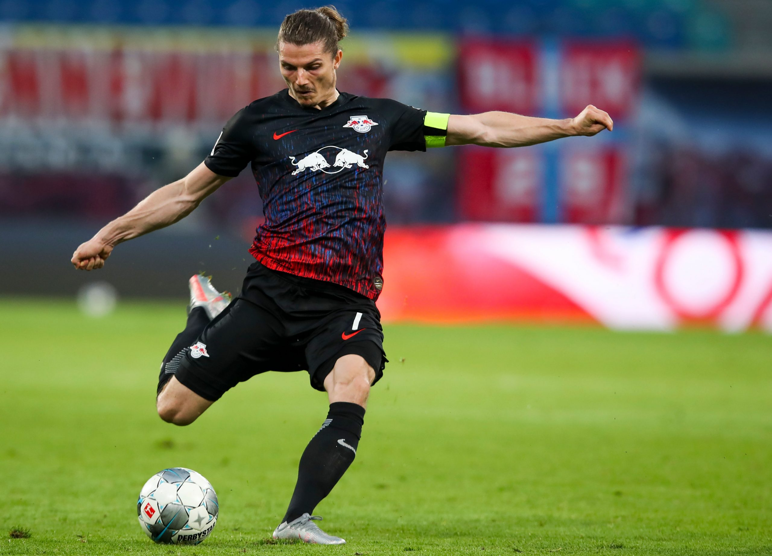 Sabitzer's contract with RB Leipzig expires in 2022. (GETTY Images)