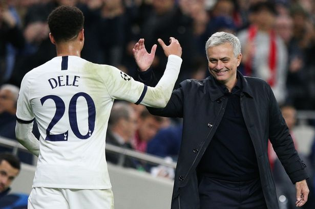 Arsenal legend Paul Merson has urged Tottenham Hotspur manager Jose Mourinho to play Dele Alli after the midfielder failed to secure a loan switch to PSG in January.