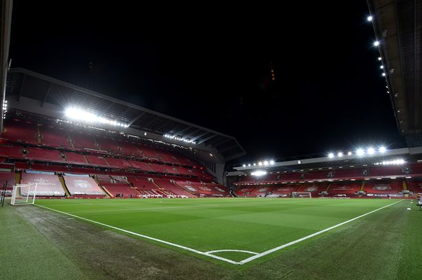 Anfield could host Tottenham's game against Marine