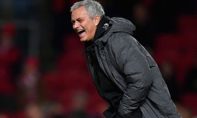 Jose Mourinho is the manager of Tottenham Hotspur. (GETTY Images)