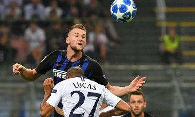 Paul Robinson believes Milan Skriniar would be a welcome addition to the Tottenham Hotspur squad. (GETTY Images)
