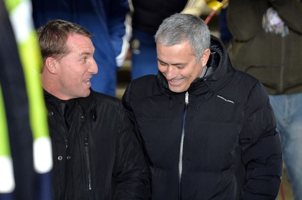 Rodgers targeted to replace Mourinho at Tottenham (Getty Images)