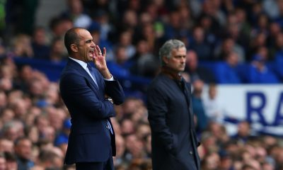 Roberto Martinez to replace Mourinho at Tottenham?